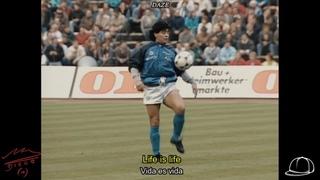 Opus - Live Is Life | Maradona Calentamiento 1989 // Letra/Lyrics