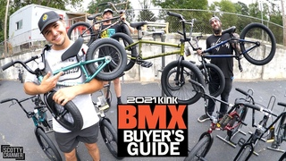 The 2021 BMX Bikes Are Here!
