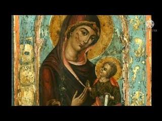 Акафист Пресвятой Богородице перед иконой «Одигитрия» Выдропусская
