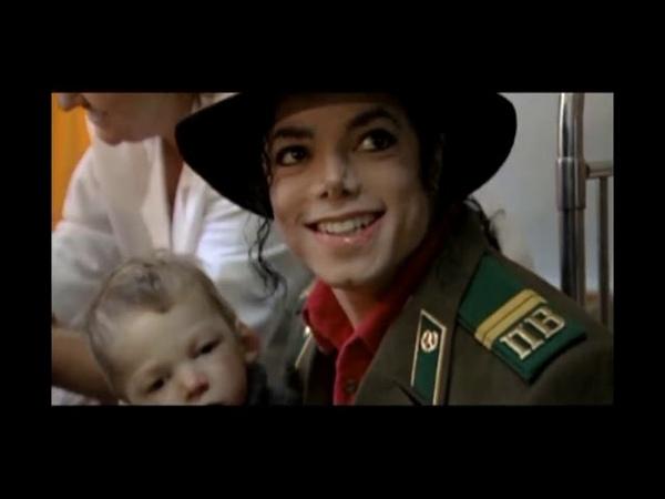 Майкл Джексон в Москве в 1993 году Michael Jackson in Moscow 1993