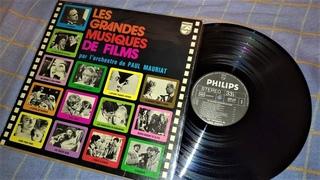 """Оркестр Поля Мориа – Музыка Из Кинофильмов (Лицензия. Звук супер!) """"Philips"""" 1973 (vinyl record HQ)"""
