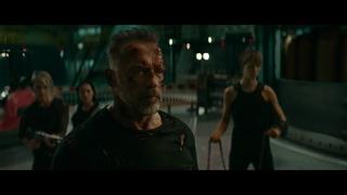 Финальный бой на дамбе. Часть-1. \ Терминатор: Тёмные судьбы Terminator: Dark Fate