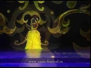 Natalia Fadda (Стрельченко) _1001 Night (Oasis Festival 7   2008г)