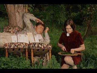 Просмотр и обсуждение фильма «Мы едим плоды райских деревьев» Веры Хитиловой