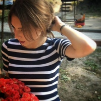 Фотография анкеты Карины Манаенко ВКонтакте