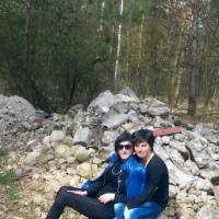 Фотография страницы Марянелы Пилипів ВКонтакте