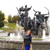 Фотография страницы Катерины Бурчак ВКонтакте