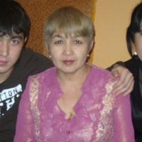 Фотография страницы Рамзы Тамашовой ВКонтакте
