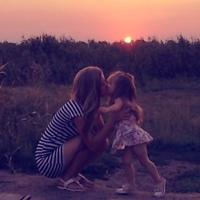 Фотография страницы Анны Пащук ВКонтакте