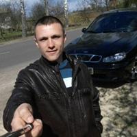 Фотография страницы Александра Карацюбы ВКонтакте