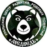 Логотип Сеть магазинов экопродуктов МЕДВЕДЬ