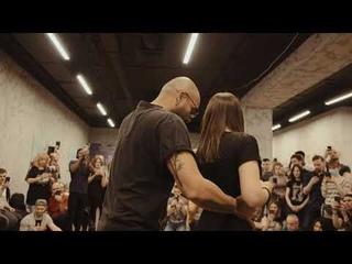 Albir Rojas & Olga Kryachko. Russian Kizomba Congress. Moscow April 2021