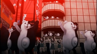 Mr Monokuma's Dancing Lesson