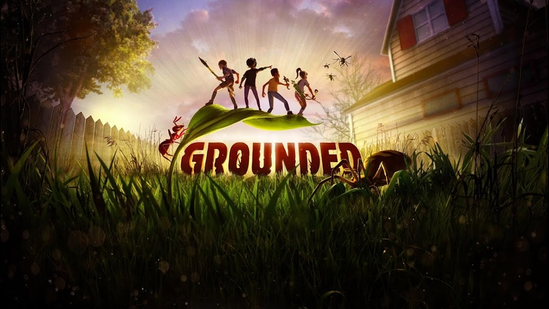 Grounded Дорогая я уменьшил детей вместе с BesKrovi