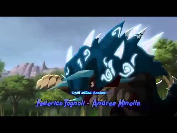 Dinofroz Intro