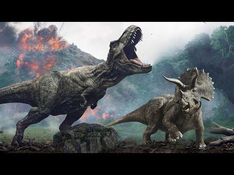 СРАЖЕНИЯ ДИНОЗАВРОВ Тираннозавр против ВСЕХ